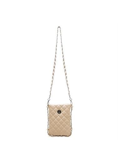 TH Bags   Kadın Telefonluk Th010900  Vizon